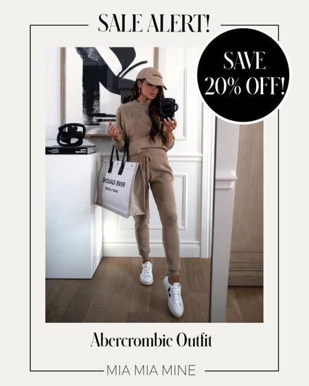 LTK Day sale picks - take 20% off this Abercrombie outfit with code LTKAF2021 #summeroutfit  #LTKDay #LTKunder100 #LTKsalealert