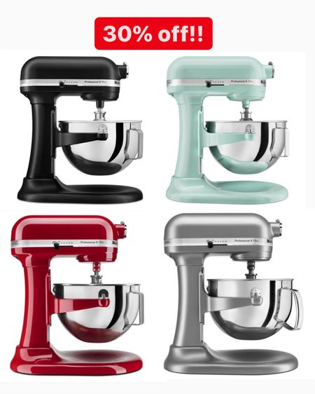 30% off the kitchen aid mixer! @liketoknow.it #liketkit http://liketk.it/3hZK4 #LTKsalealert #LTKhome