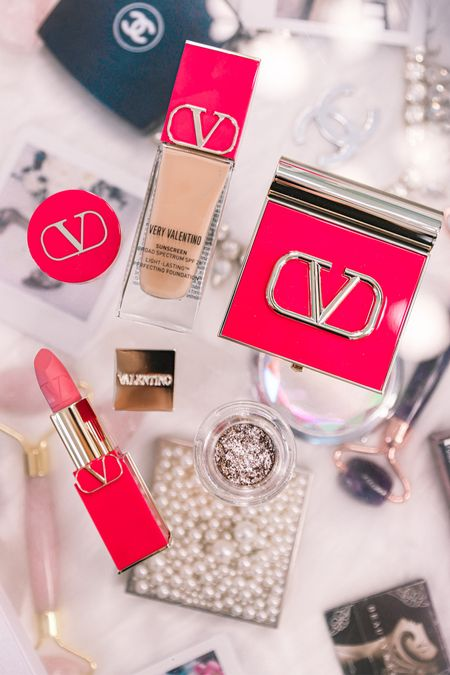 Valentino Beauty is now at Nordstrom! #nordstrom #valentinobeauty    #LTKbeauty