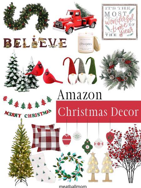 Amazon Christmas decor items for the home              Christmas decor, home decor, holiday style, amazon home, #stayhomewithltk #ltkholidaystyle , Christmas decorations    #LTKhome #LTKFall #LTKunder50 http://liketk.it/2Z5FL #liketkit @liketoknow.it