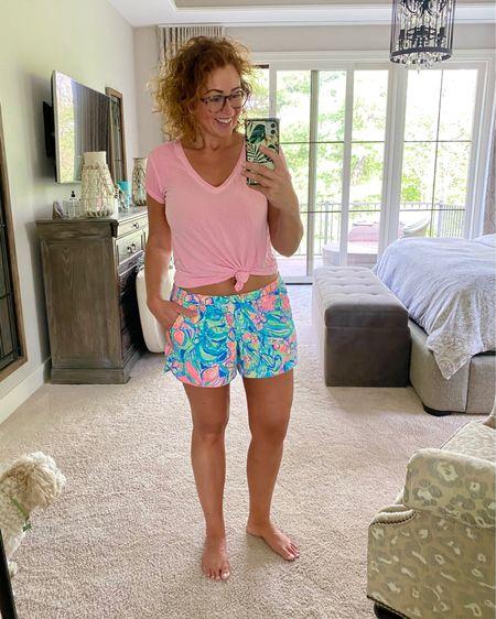 My fave casual Lilly Pulitzer shorts! http://liketk.it/3fCwh #liketkit @liketoknow.it #LTKfit #LTKstyletip #LTKunder50