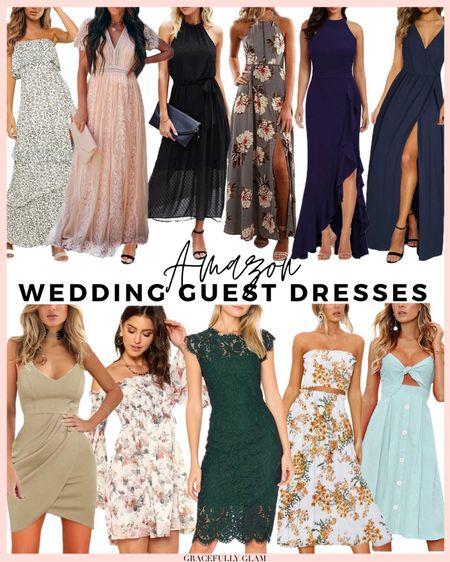 Amazon wedding guest dress   http://liketk.it/3hStx #liketkit @liketoknow.it #LTKunder50 #LTKstyletip #LTKwedding