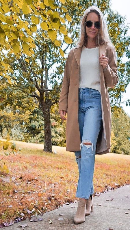 Fall style with Abercrombie #Abercrombie #ltkseasonal #ltkshoecrush #ltkstyle