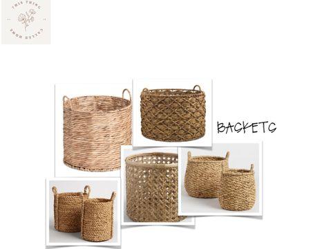 Baskets http://liketk.it/3er6f #liketkit @liketoknow.it #LTKfamily #LTKunder50 #LTKhome