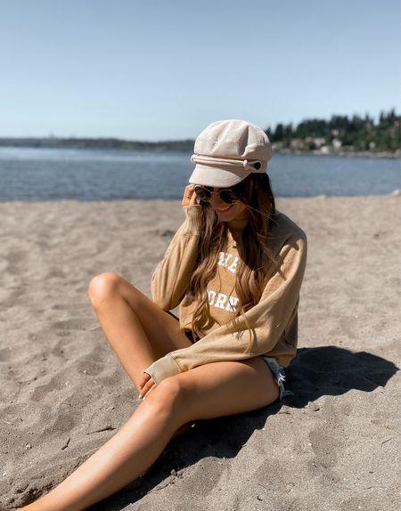 Beach day 💛💛   #LTKunder50 #LTKstyletip #LTKunder100