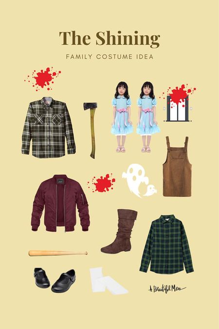The Shining costume picks from Amazon   #LTKSeasonal #LTKunder50