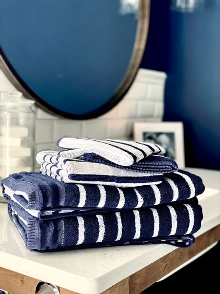 NEW basics for the bed and bath from #GapHome sold exclusively at Walmart.     #LTKhome #LTKunder50