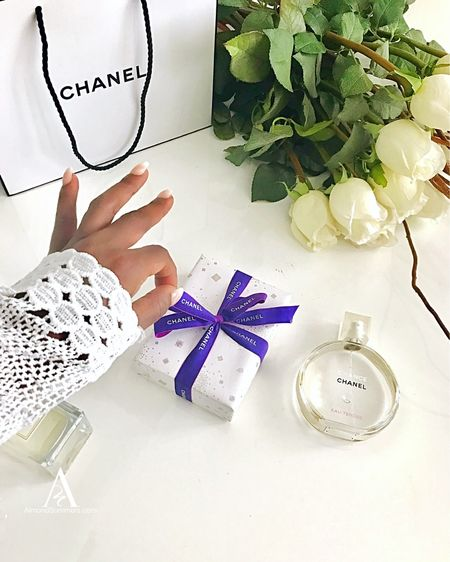 One of My Favorite fresh scent perfume by Chanel Chance is the name. Such a fresh scent that's not over powering and not a sweet scent. Chanel fragrances have the cutest bottles and looks fantastic on your vanity. Great Mother's Day Gifts   http://liketk.it/2Orrj #liketkit @liketoknow.it #LTKbeauty #LTKMothersDay Follow me on the LIKEtoKNOW.it shopping app to get the product details for this perfume and others