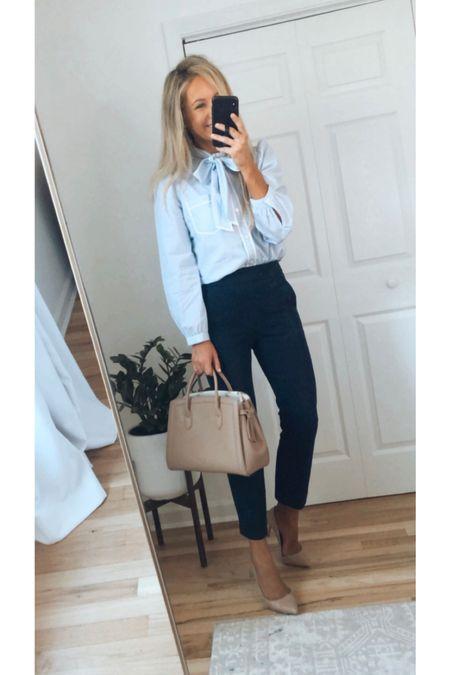 Business casual outfit   #LTKunder100 #LTKsalealert #LTKworkwear