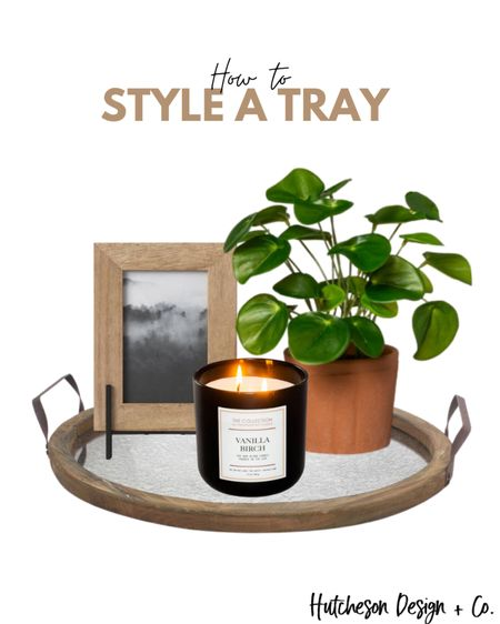 Styling a tray is as easy as... ✨frame your favorite photo ✨add your favorite scented candle ✨& a faux plant for texture & color •  http://liketk.it/2Zfdi #liketkit @liketoknow.it #LTKhome #LTKstyletip #LTKunder50 @liketoknow.it.home Follow me on the LIKEtoKNOW.it shopping app to get the product details for this look and others