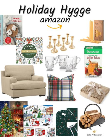 All the hygge for Christmas. Pillow is a *cover only.*  #LTKGiftGuide #LTKhome #LTKHoliday