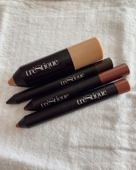 my new favorite makeup brand! @trestique 🤍🤍 http://liketk.it/32ply #liketkit @liketoknow.it