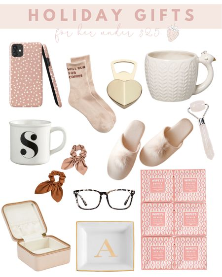 Christmas gifts under $25 // gift guide // holiday gifts // http://liketk.it/30CuT #liketkit @liketoknow.it