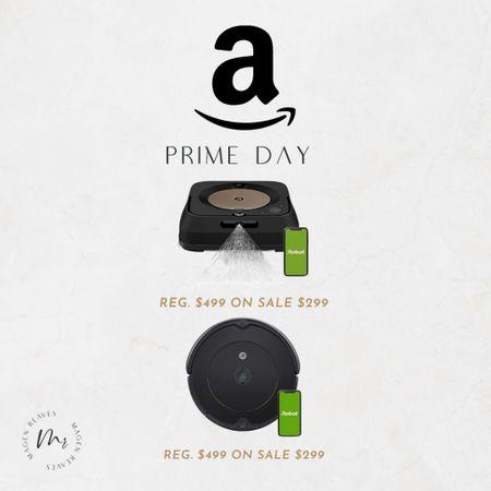 http://liketk.it/3i3j1 #liketkit @liketoknow.it #LTKsalealert #primeday #amazonprimeday Amazon Prime Day, Prime Day, iRobot vacuum, iRobot mop, remote vacuum
