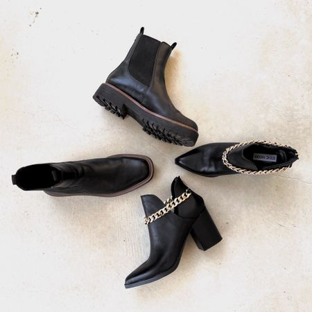 Loving '90's influences for fall, and the chain detail trend 😍🙌🥰 this seasons fall boot trends are right up my alley! 💃🏻 fall short trends ❤️  #LTKstyletip #LTKSeasonal #LTKshoecrush