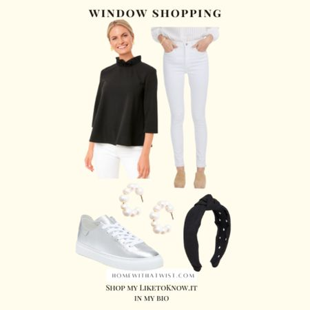 Check out this cute outfit for going back into the office or transitioning to fall weather. All items from Tuckernuck and the #NordstromSale #nsale #nordstrom  #LTKunder100 #LTKworkwear #LTKstyletip