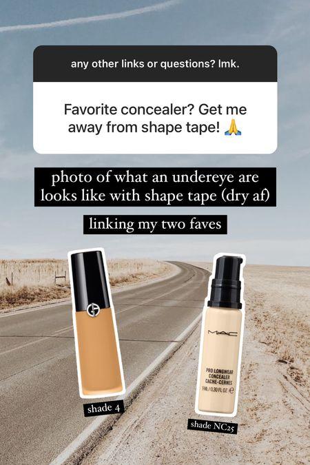 No shape tape 🙄🚫  #LTKbeauty