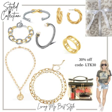The Styled Collection 30% off sale ✨ http://liketk.it/3hmwe #liketkit @liketoknow.it #LTKDay
