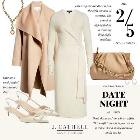 """Often I'm putting together outfits for your events, but I get asked """"what do you wear"""" frequently. My days are mostly filled with events that circle around family and the occasional outing to catch up with girlfriends.   When I sat down to plan out my typical looks, I knew it'd be easy to find everything I'd need in one place. You too can shop all these items from @Nordstrom on the LtK app for everything from head to toe. I've linked multiple items for each look so you can find pieces that fit into your own lifestyle!   Swipe through to see the looks, and find the last outfit exclusively on the LtK app! If you had to pick just one outfit, which one would it be?    #nordstrom    #LTKSeasonal #LTKHoliday #LTKGiftGuide"""