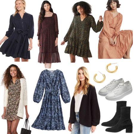Easy fall dresses 🍂🤍🌾  http://liketk.it/2X0Lg @liketoknow.it #liketkit
