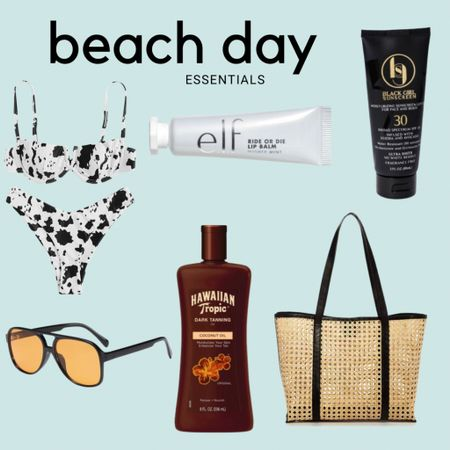 Memorial Day is upon us and I'll definitely be at the beach! Check out my essentials! I'll be sharing what's in my beach bag too!!!   http://liketk.it/3geAS #liketkit @liketoknow.it #LTKunder100 #LTKunder50 #LTKswim