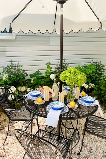 This simple yet beautiful tablescape will take you to the French countryside! #sponsored #walmart #walmarthome http://liketk.it/3jOuL #liketkit @liketoknow.it