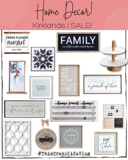Y'all know I love Kirklands home decor! I've tagged some of their sale items for you guys because I know how much we ALL love good prices!! http://liketk.it/3eVRs #liketkit @liketoknow.it #LTKsalealert #LTKhome #LTKstyletip @liketoknow.it.home You can instantly shop my sale finds by following me on the LIKEtoKNOW.it shopping app