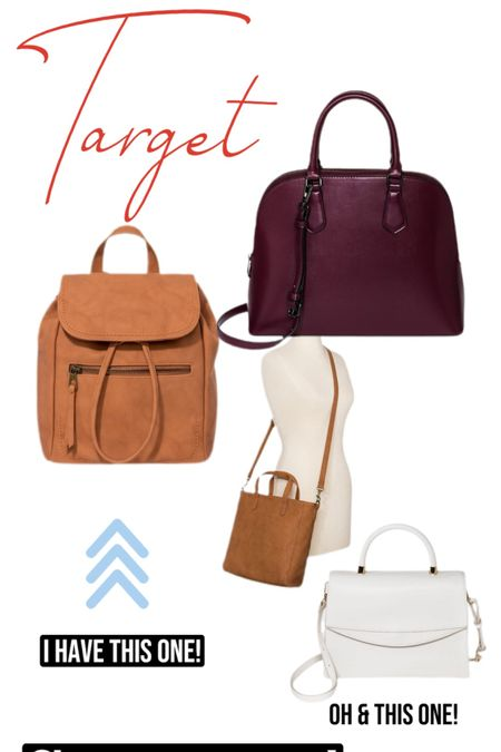 Target SALE!  Check out their purses. We all need to freshen up our purses but don't want to spend a pretty penny doing so. Here are some awesome deals. And I have 2 of these & I love them 💕  @liketoknow.it #liketkit http://liketk.it/372MO