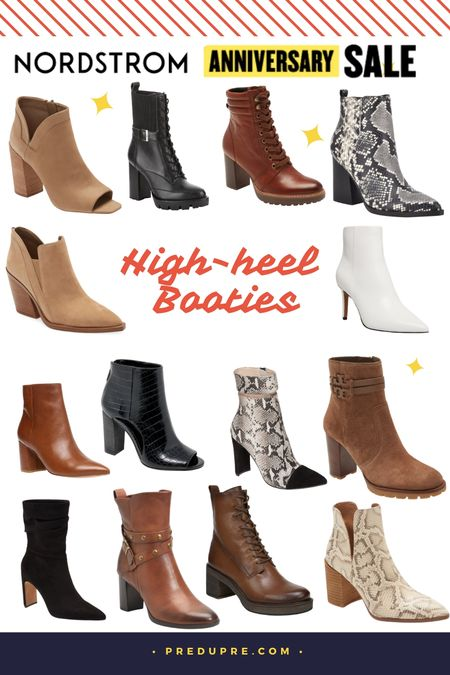 Check out my Nordstrom Anniversary Sale High heel booties selections.  Shop my fave #nsale fall booties! http://liketk.it/2UjuF @liketoknow.it #liketkit #rStheCon #LTKsalealert #LTKunder100 #LTKshoecrush Download the LIKEtoKNOW.it app to shop this pic via screenshot
