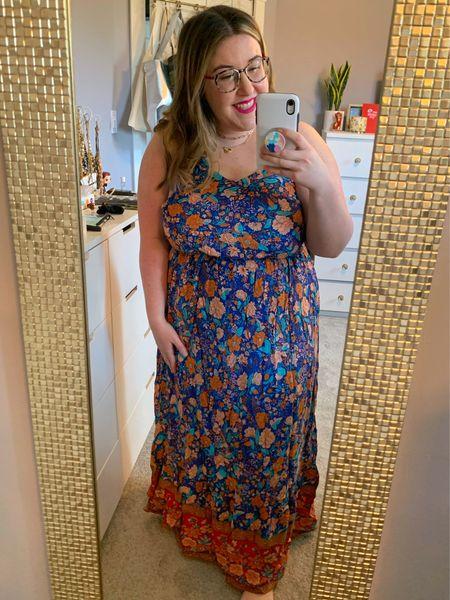 Absolutely love the quality of this sundress! So cute.   #LTKcurves #LTKSeasonal #LTKunder50