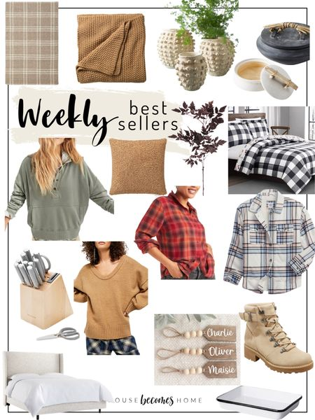 ✨ Weekly Best Sellers!! ✨  Home decor, fall, ootd, fall outfits, flannels, boots, Nordstrom, Old Navy, Target home, Target style, Anthropologie, sales, deals, affordable     #LTKstyletip #LTKhome #LTKsalealert