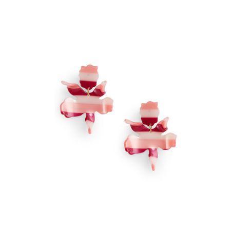 Stylist pick: Striped Lily Drop Earrings by Le Le Sadoughi.    http://liketk.it/3hwoT @liketoknow.it #liketkit #LTKstyletip #LTKsalealert