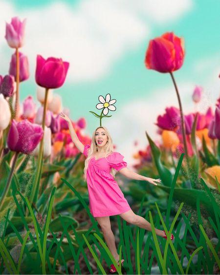 Hello miss mayzie, is that a daisy? #puffdress http://liketk.it/3glOH #liketkit @liketoknow.it #LTKunder100 #LTKstyletip