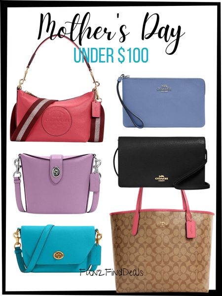Gorgeous Mother's Day Gift Ideas!! Screenshot this pic to get shoppable product details with the LIKEtoKNOW.it shopping app #mothersday #giftideas #moms #coach #coachoutlet #LTKstyletip #LTKitbag #LTKunder100 http://liketk.it/3ci20 #liketkit @liketoknow.it