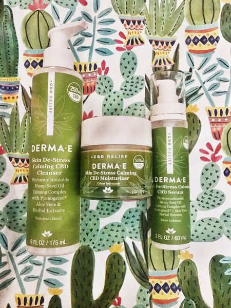 http://liketk.it/2P8Dv Derma E's Skin De-Stress Calming CBD is a game changer! Seriously 💚 Shop my daily looks by following me on the LIKEtoKNOW.it shopping app #liketkit @liketoknow.it #LTKbeauty #skincare