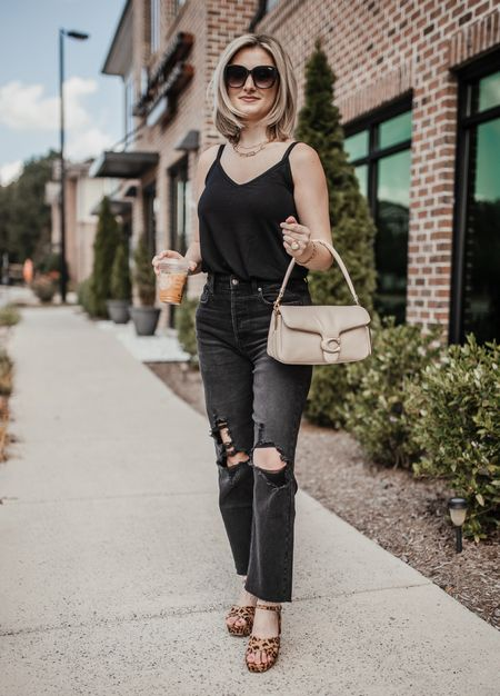 More Target jeans for the win! Been alternating between these and the other pair I shared a couple weeks ago. So cute and comfy   #LTKunder50 #LTKunder100 #LTKstyletip