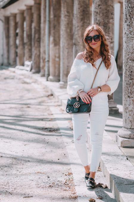 Just White Look   #LTKitbag #LTKstyletip #LTKsalealert