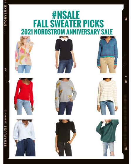 Here are my fall sweater picks from the Nordstrom Anniversary sale. They range from $31.90 to $218.90!      #nordstrom #nordstromsale #nordstromanniversarysale #nordstromsale2021 #2021nordstromsale #2021nordstromanniversarysale #nordstromfall #nordstromcardigans #cardigans #nordstromsweater #nordstromsweaters #sweaters #fallsweater #nsale                   #LTKunder50 #LTKunder100 #LTKsalealert