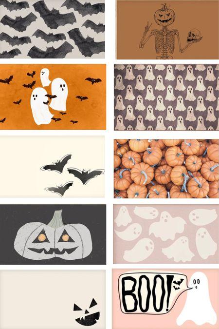 #halloweenframetvart #frametvart #halloweenart  #LTKHoliday #LTKhome