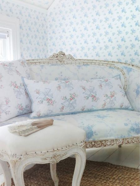 Have you seen the new Love Shack Fancy dreamy new home decor collection? Love the pillows and wallpaper   #LTKstyletip #LTKhome