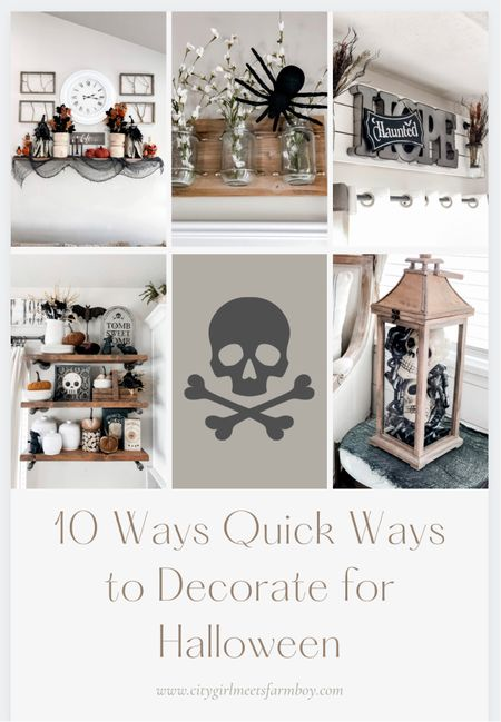 These are the best $5 and $10 Halloween decorations from Target. Run before they sell out!   #LTKHoliday #LTKSeasonal #LTKhome