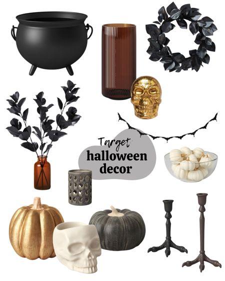 Halloween decor, fall decor, home decor, fall home decor, Halloween home decor, target finds.   #LTKSeasonal #LTKhome #LTKstyletip