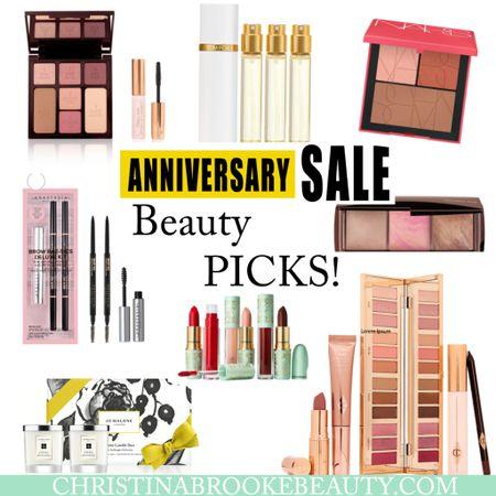 Nordstrom anniversary sale beauty picks!   #LTKSeasonal #LTKsalealert #LTKbeauty