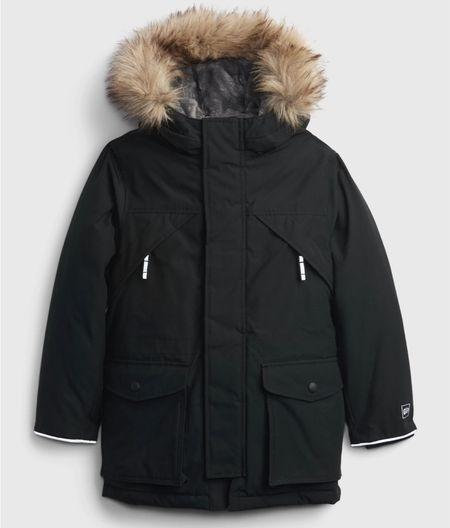 Best kids jacket on sale for 48 hours. Was 138$, use code flash and addon to make it 74.52$   #LTKSale #LTKbaby #LTKkids