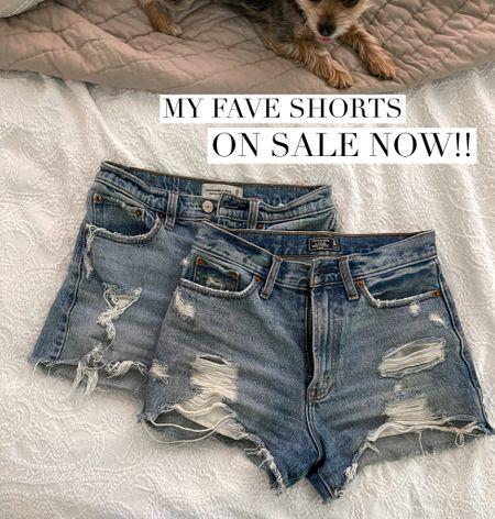 My fave shorts! On sale now!!!  #LTKsalealert #LTKbacktoschool #LTKunder100