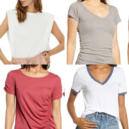 My favorite T-shirts @nordstrom Anniversary Sale http://liketk.it/3k4nF #liketkit @liketoknow.it #LTKunder50 #LTKsalealert #tshirt Shop your screenshot of this pic with the LIKEtoKNOW.it shopping app Shop my daily looks by following me on the LIKEtoKNOW.it shopping app Download the LIKEtoKNOW.it shopping app to shop this pic via screenshot You can instantly shop my looks by following me on the LIKEtoKNOW.it shopping app You can instantly shop all of my looks by following me on the LIKEtoKNOW.it shopping app