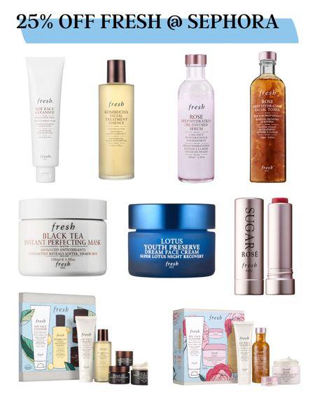 25% Off Fresh At Sephora http://liketk.it/3gMeE #liketkit @liketoknow.it #LTKbeauty
