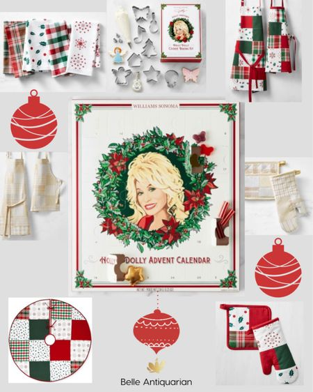 One of my favorite stores has just released.a Holly Dolly Christmas collection! I'll take one of everything, please! 🎄  #LTKSeasonal #LTKfamily #LTKhome