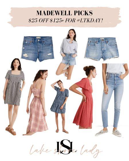 Madewell sale for #LTKDAY!  #LTKsalealert #LTKunder100