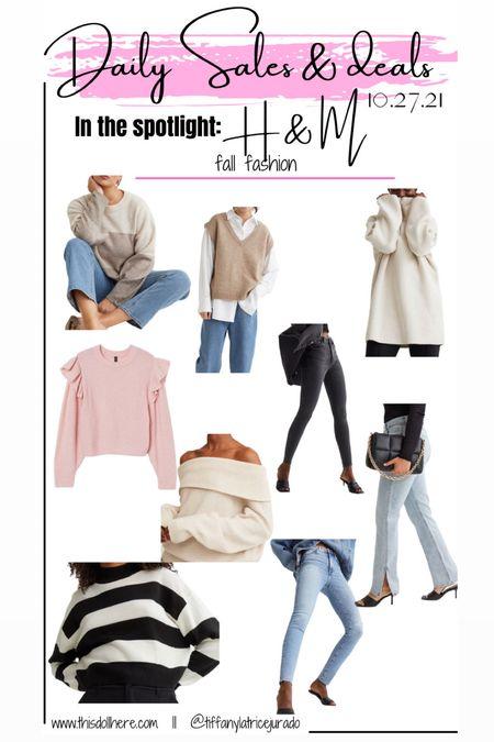 Fall fashion, jeans, sweater, vest  #LTKunder100 #LTKstyletip #LTKHoliday